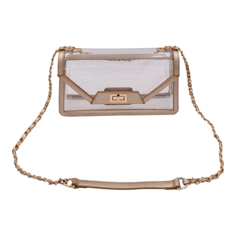 The Mama Cher -Treasure Gold - Policy Handbags