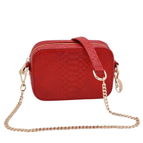 The Hawkins- Berry Boa - POLICY Handbags Policy Bag