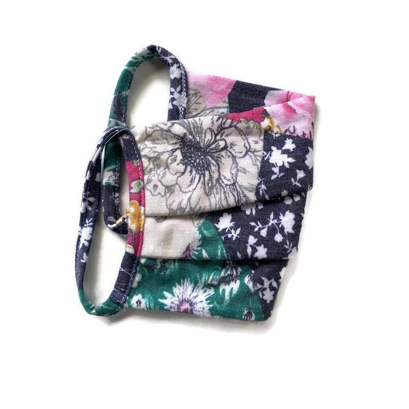 Dogwood Denim Mask POLICY Handbags