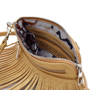 The Parade - Gold Metallic | POLICY Handbags | POLICY Handbags