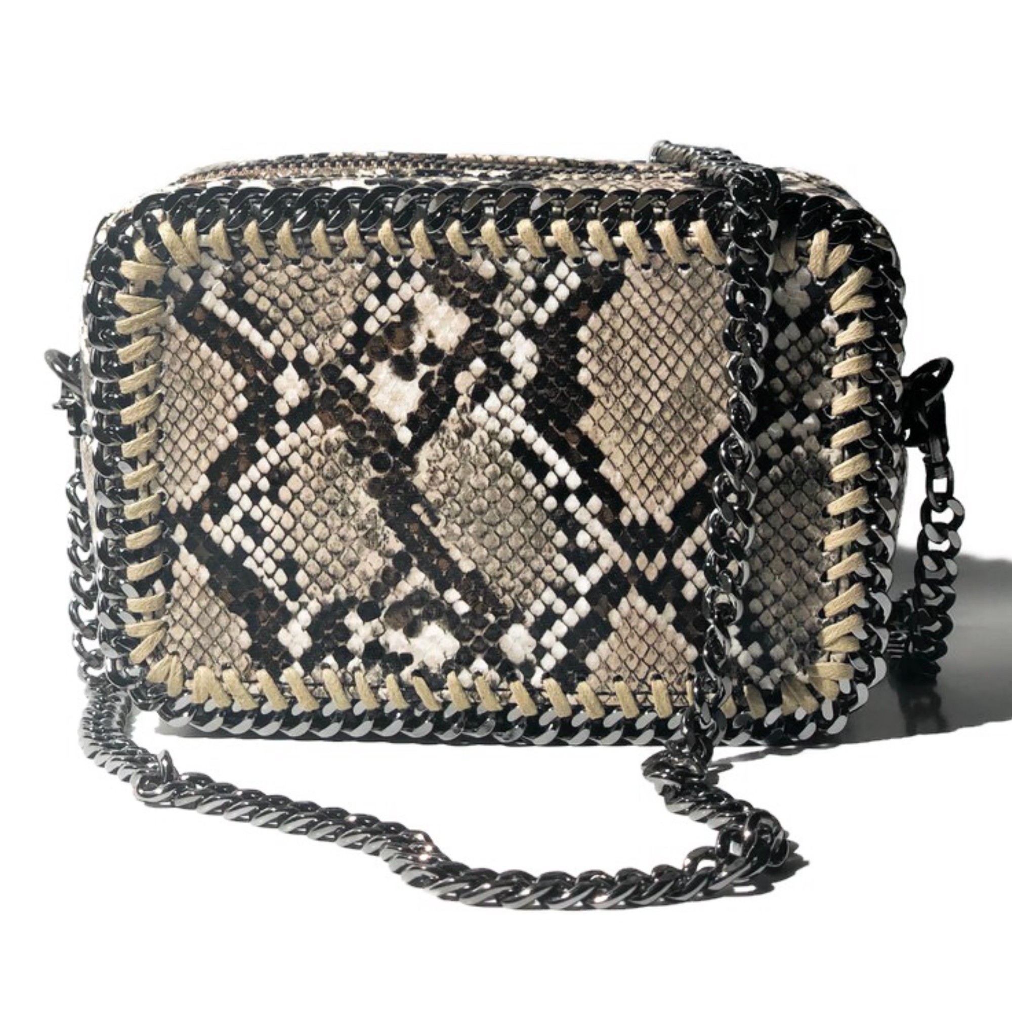 the LocoMoto Crossbody | Valley Snake POLICY Handbags