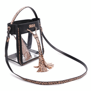 The Bare Bucket | Cheetah Cub Combo | POLICY Handbags | POLICY Handbags
