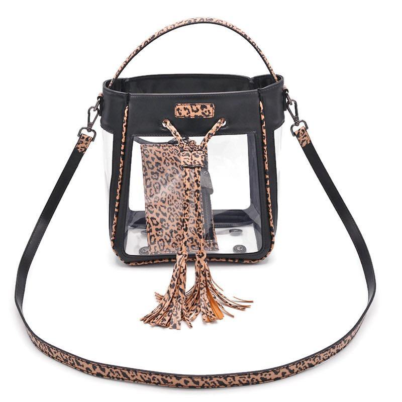 The Bare Bucket | Cheetah Cub Combo | POLICY Handbags