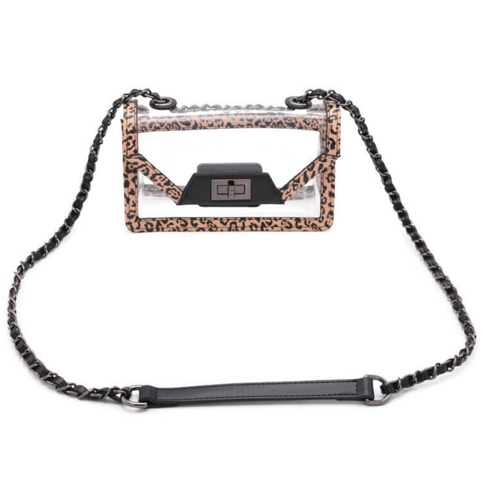 The Mini Cher | Cheetah Cub POLICY Handbags