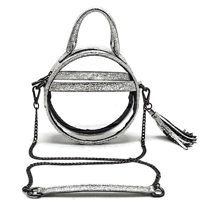 The Roundie Halo | Disco | POLICY Handbags