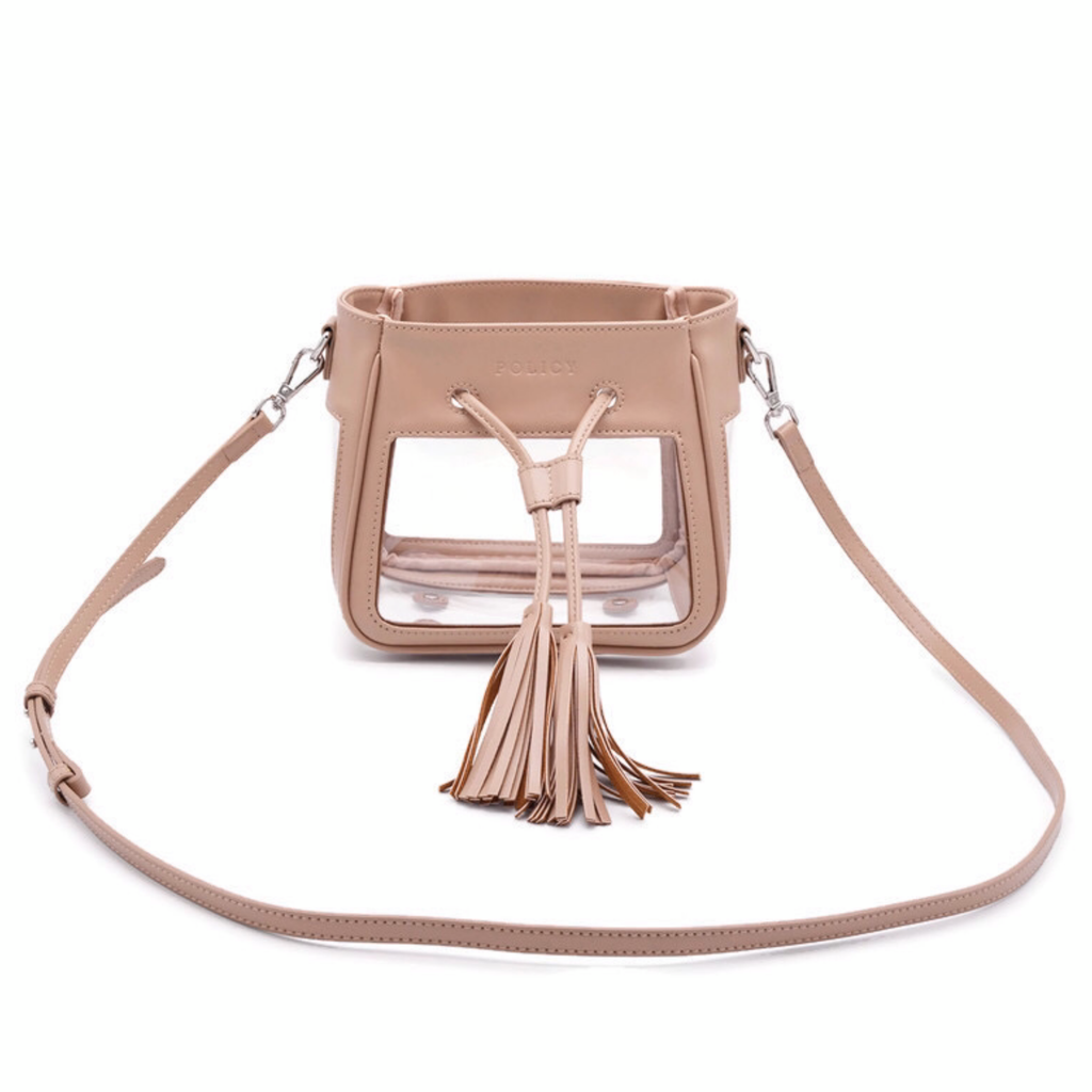 The Mini Bare Bucket | Sandcastle | POLICY Handbags