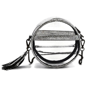 The Bare Roundie | Disco | POLICY Handbags