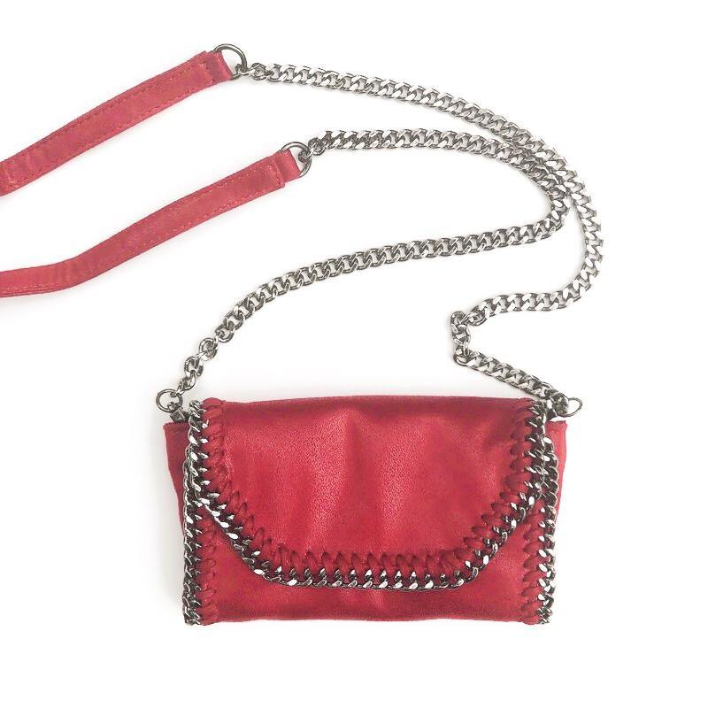 Mama Moto Clutch | Scarlett Rose POLICY Handbags