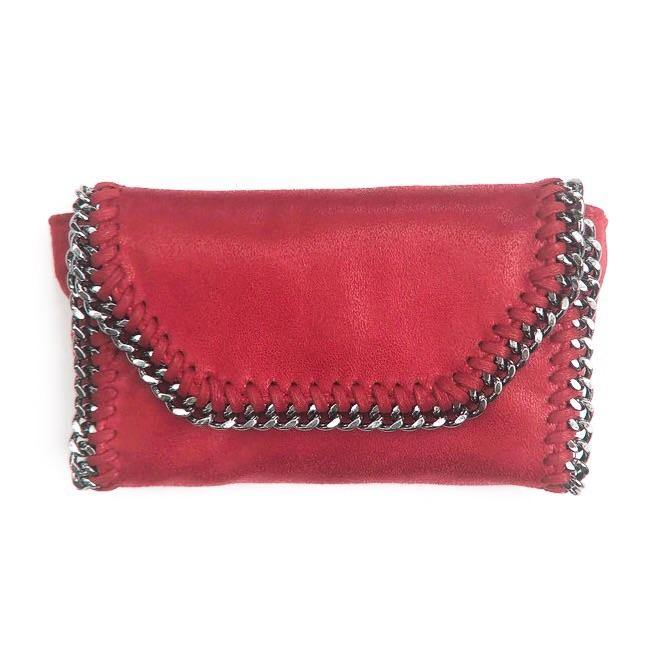 Mama Moto Clutch | Scarlett Rose | POLICY Handbags