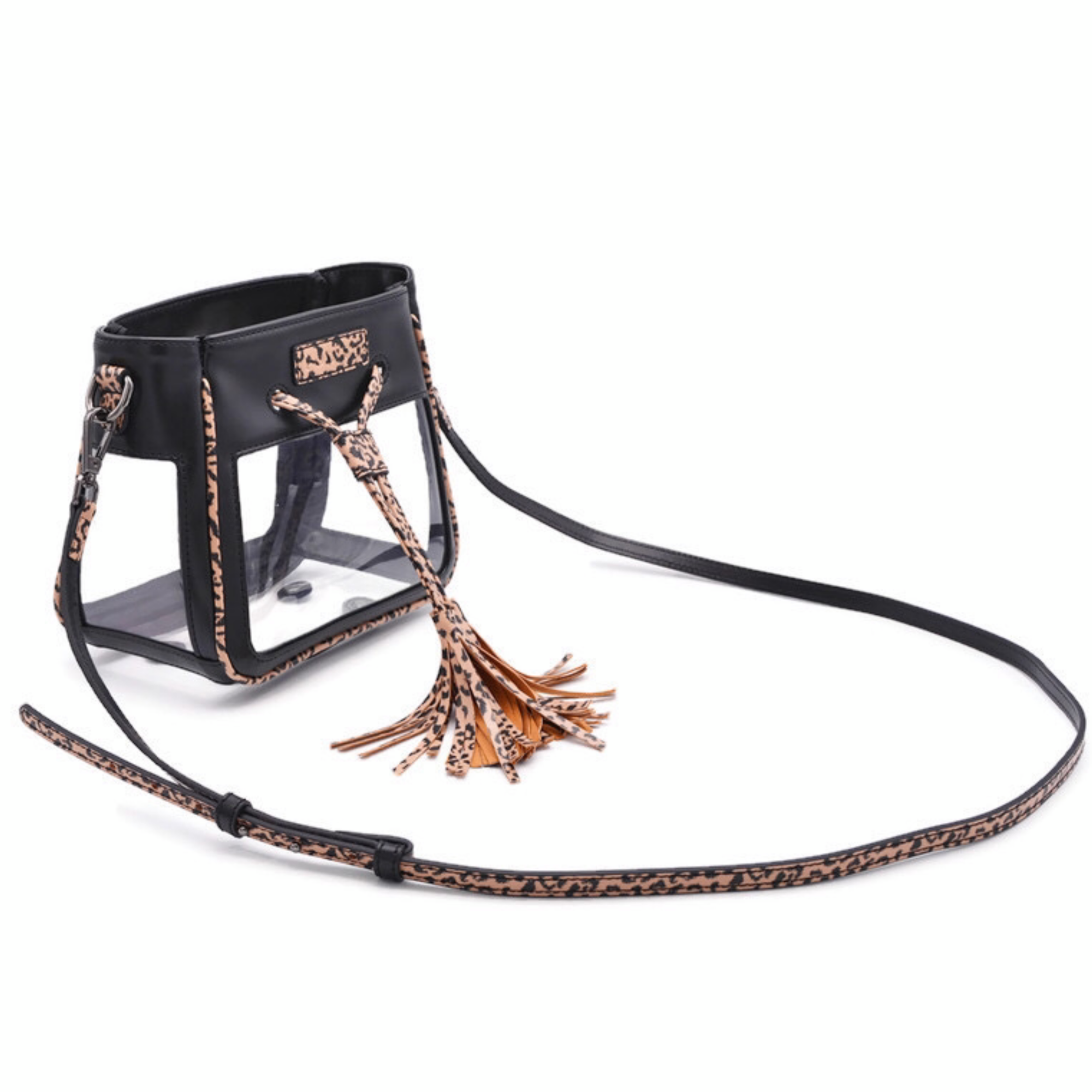 The Mini Bare Bucket | Cheetah Cub Combo POLICY Handbags