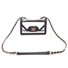 The Mini Cher | Onyx & Gold | POLICY Handbags