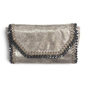 Mama Moto Clutch | Fools Gold | POLICY Handbags | POLICY Handbags