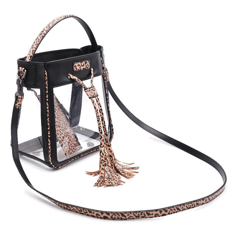 The Bare Bucket | Cheetah Cub Combo POLICY Handbags