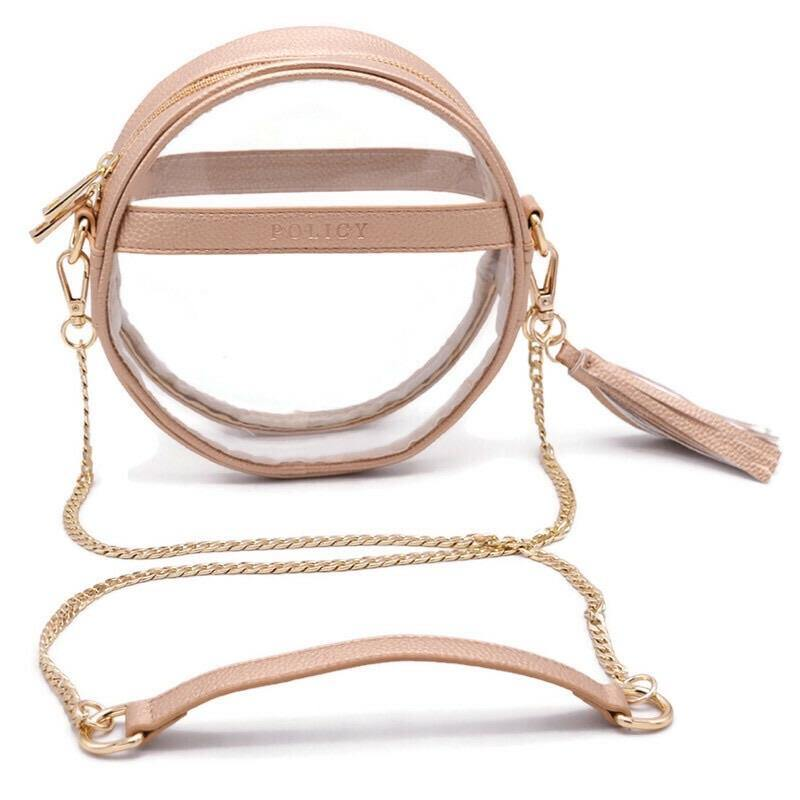 The Bare Roundie | Goldie Locks POLICY Handbags
