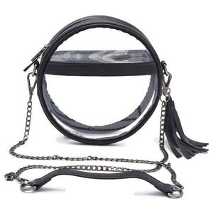 The Bare Roundie | Vintage Black | POLICY Handbags