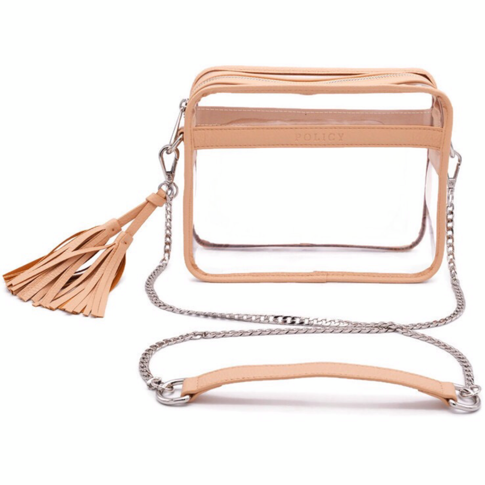 The Basic Bare | Sand POLICY Handbags