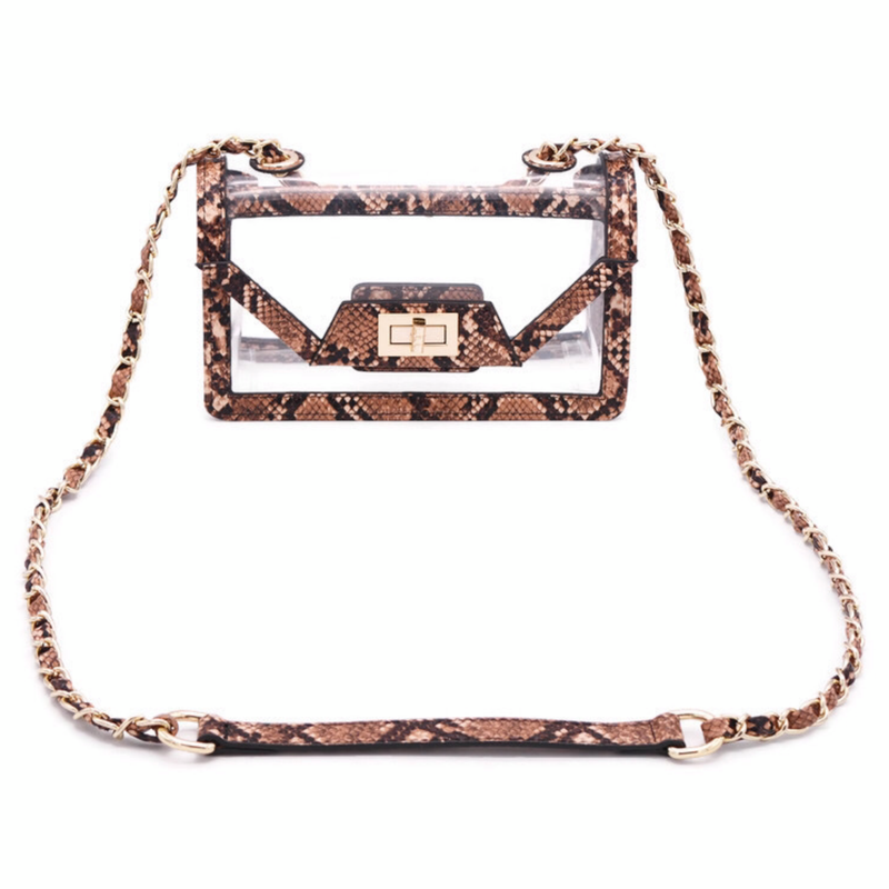 The Mini Cher | Shore Snake | POLICY Handbags