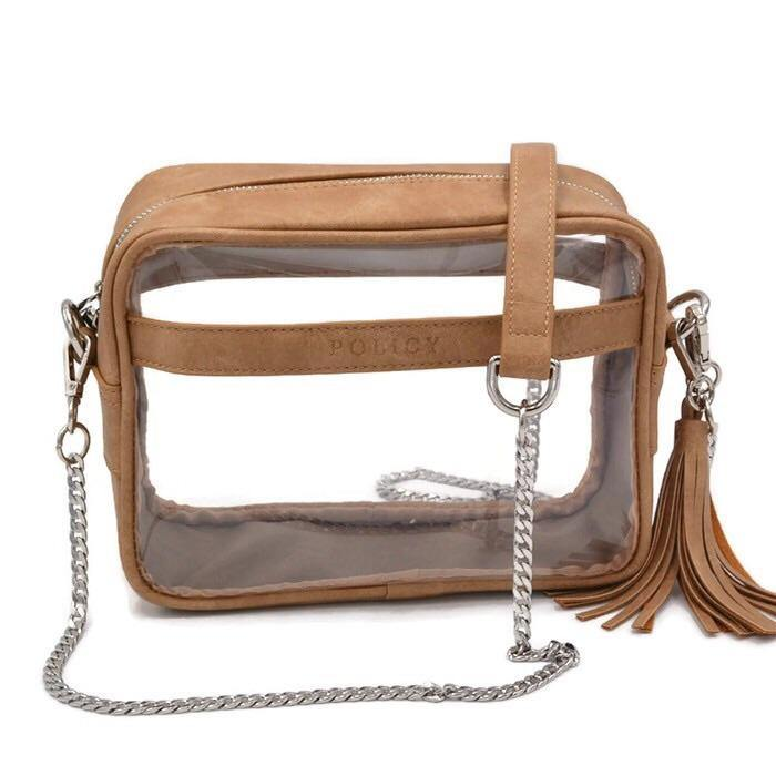 The Bare Cave- Distressed Timber | POLICY Handbags | POLICY Handbags