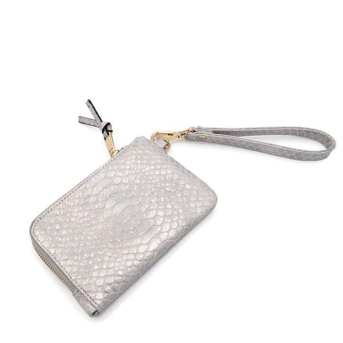 The Roo Pouch- White Glow | POLICY Handbags | POLICY Handbags