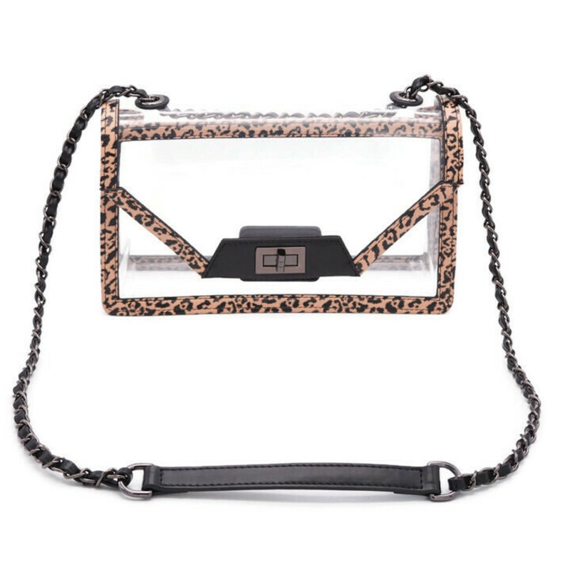 The Mama Cher | Cheetah Cub | POLICY Handbags