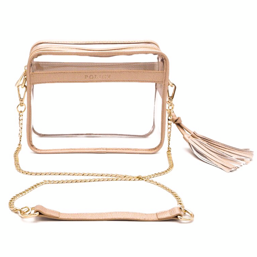 The Basic Bare | Goldie Locks | POLICY Handbags