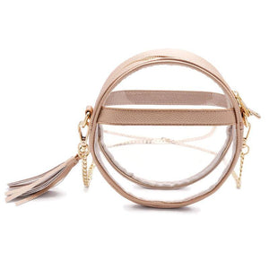 The Bare Roundie | Goldie Locks | POLICY Handbags