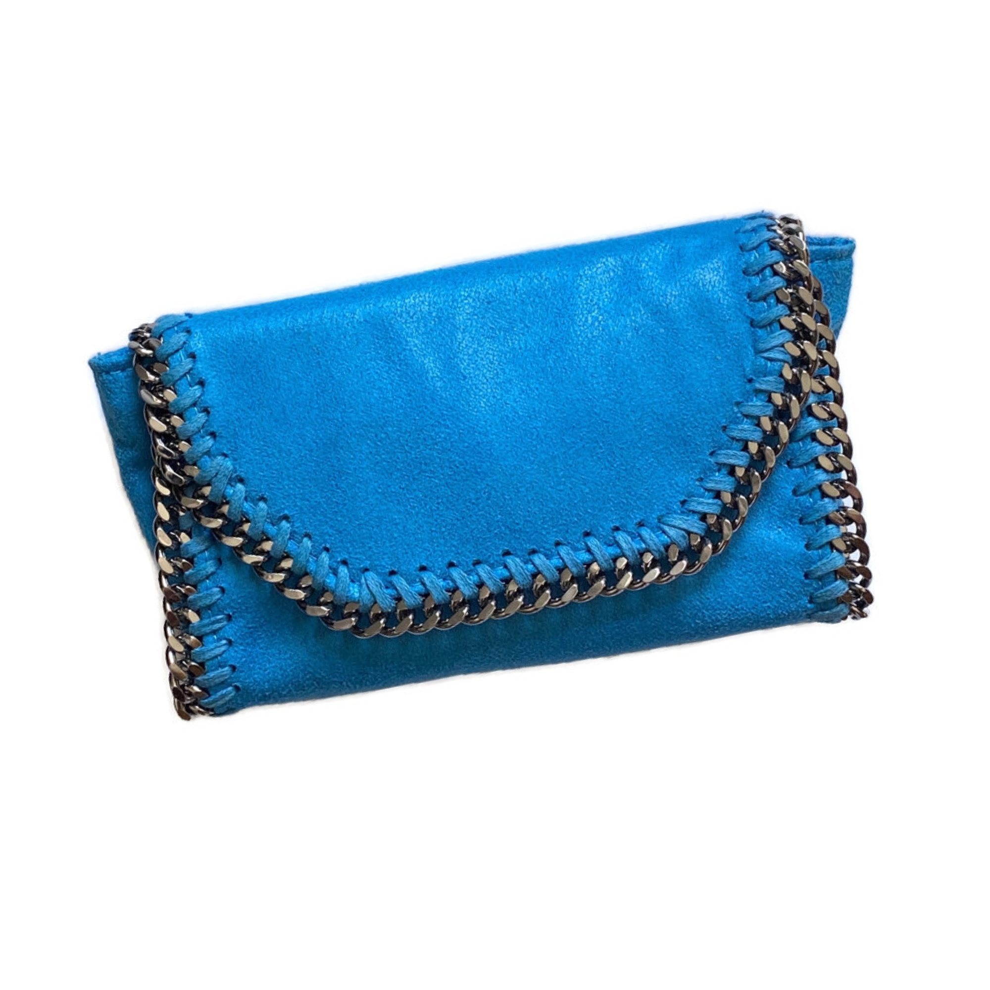 Mama Moto Clutch | Arctic Aqua POLICY Handbags