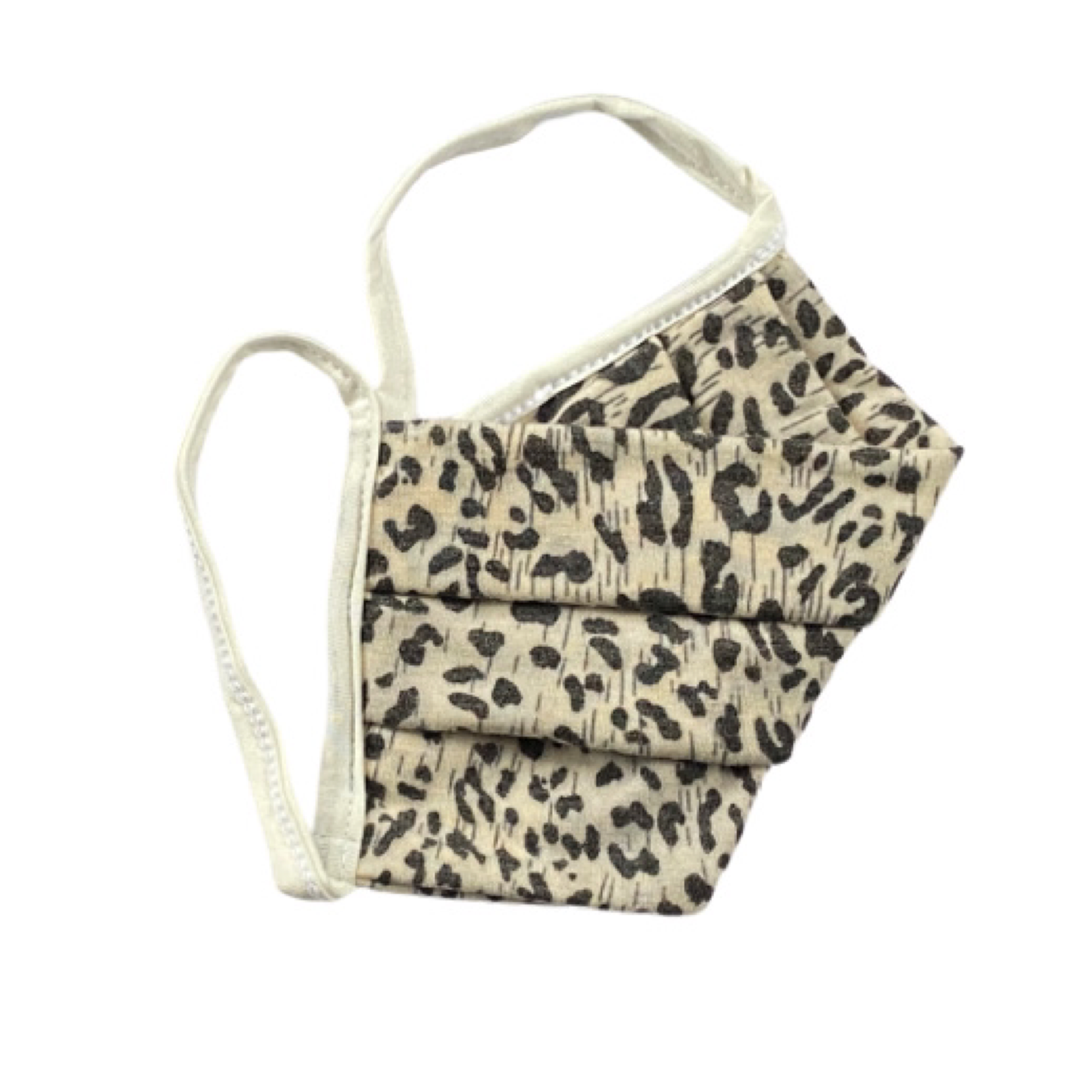 Cheetah Hugs Mask POLICY Handbags