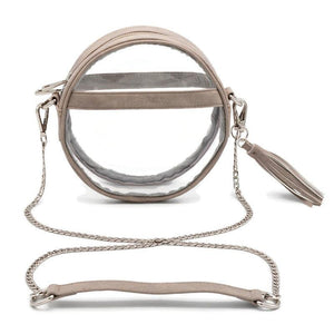 The Bare Roundie | River Rock | POLICY Handbags | POLICY Handbags
