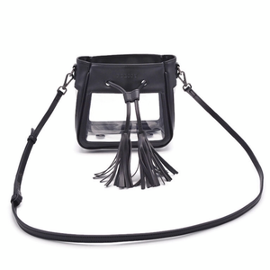 The Mini Bare Bucket | Classic black | POLICY Handbags