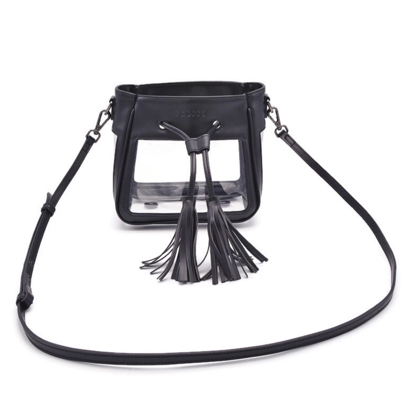 The Mini Bare Bucket | Classic black | POLICY Handbags | POLICY Handbags