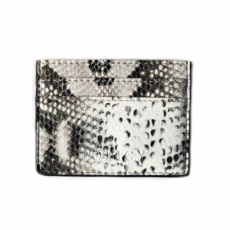 The iCard Holder- Kingsnake | POLICY Handbags | POLICY Handbags