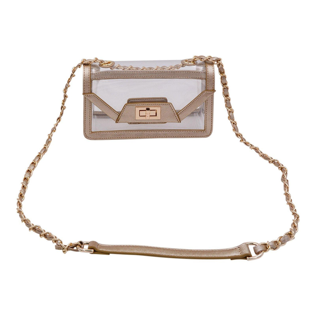 The Mini Cher - Treasure Gold | POLICY Handbags | POLICY Handbags