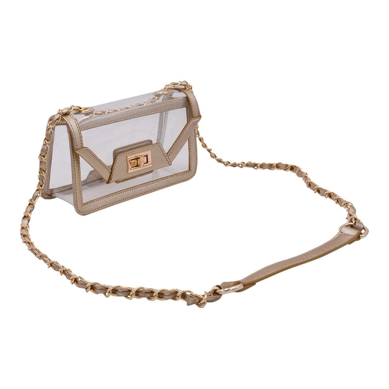 The Mini Cher - Treasure Gold - POLICY Handbags Policy Bag