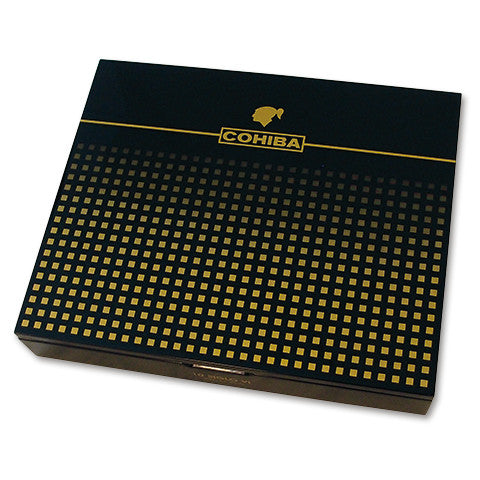 Cohiba Travel Humidor Siglo VI (Limited) in Wood and 10pc Cohiba VI