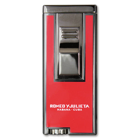 Romeo y Julieta, Steel Cigar Cutter - Perique...the Essence of...