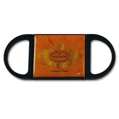 Partagas, Double Blade, Plastic Cigar Cutter - Perique...the Essence of...