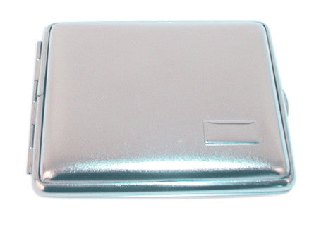 Cigarillo Case in Metal