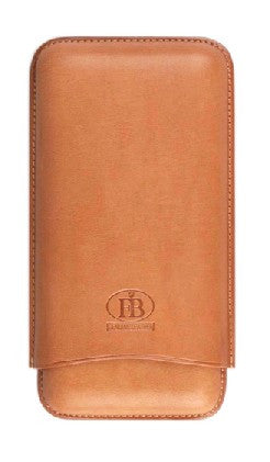 Leather Case for 3 Cigars - Perique...the Essence of...