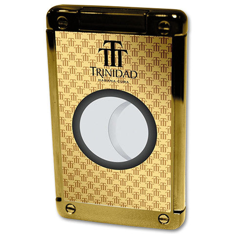 Trinidad, Steel Cigar Cutter - Perique...the Essence of...