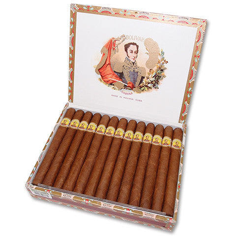 Bolivar Coronas Gigantes 25p - Perique...the Essence of...