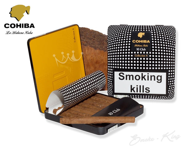 Cohiba Club Collection 4 10p - Perique...the Essence of...