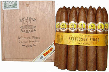Bolivar Belicosos Finos - Perique...the Essence of...