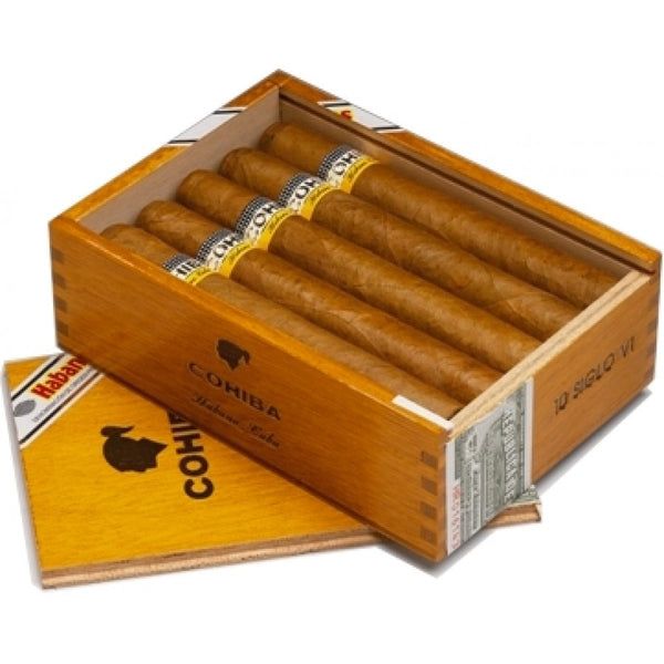 Cohiba Siglo VI 10p - Perique...the Essence of...