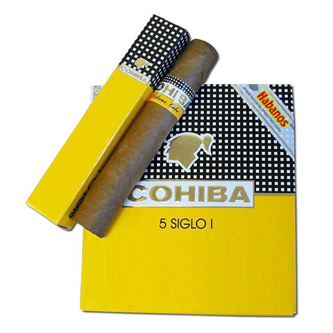 Cohiba Siglo I 5p - Perique...the Essence of...