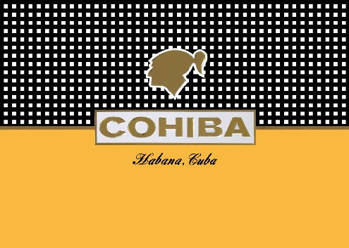 Cohiba Cutter, Carbon Fiber and Golden Finish - Perique...the Essence of...