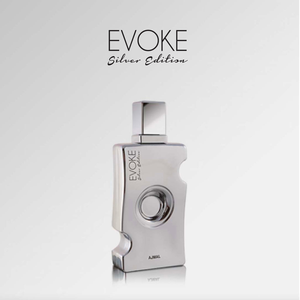 Evoke-Her Silver Edition Eau de Parfum - Perique...the Essence of...