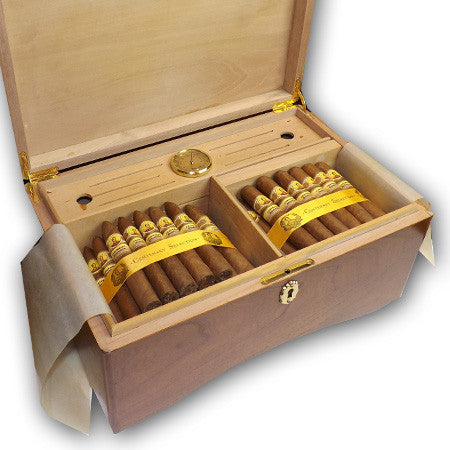 PRE-ORDER Bolívar Mundiales in special humidor with 115 cigars, 2017 - Perique...the Essence of...