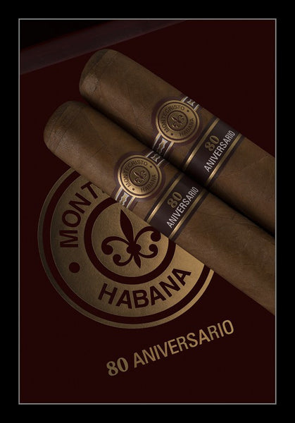 Montecristo 80 Aniversario - 2015 20p - Perique...the Essence of...