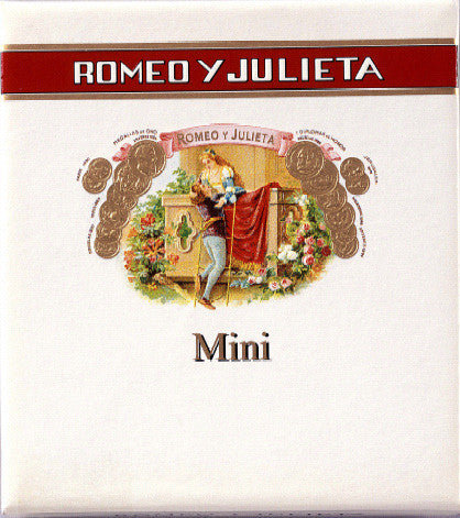 Romeo y Julieta Mini 10p - Perique...the Essence of...